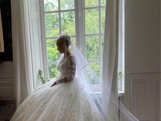 Le mariage de Fabricia et Franck  1