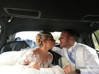 Le mariage de Fabricia et Franck
