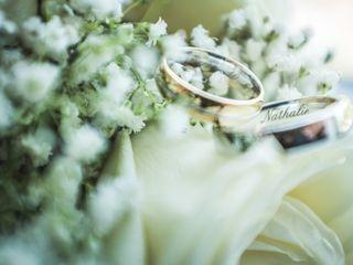 Le mariage de Nath et Jean-P 1