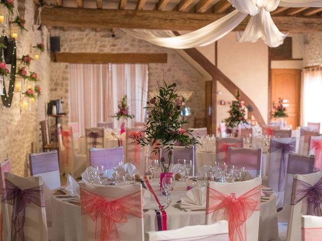 Le mariage de Cyril et Sandrine à Étréchy, Essonne 3