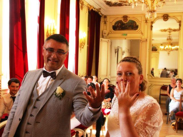 Le mariage de Christophe et Astrid à Louvier, Eure 9