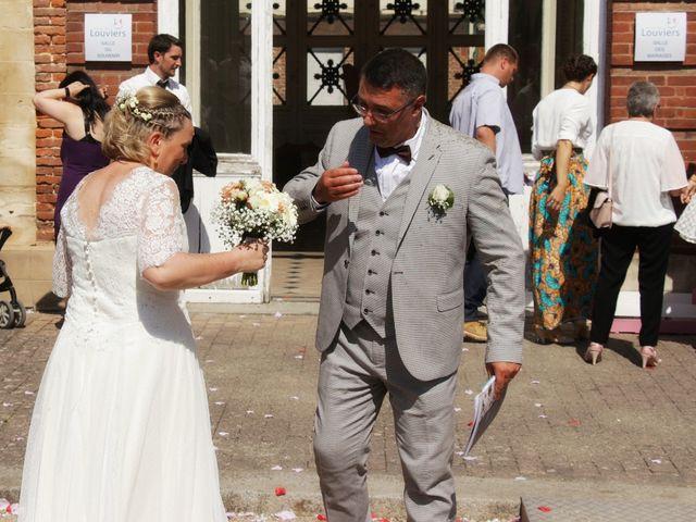 Le mariage de Christophe et Astrid à Louvier, Eure 15
