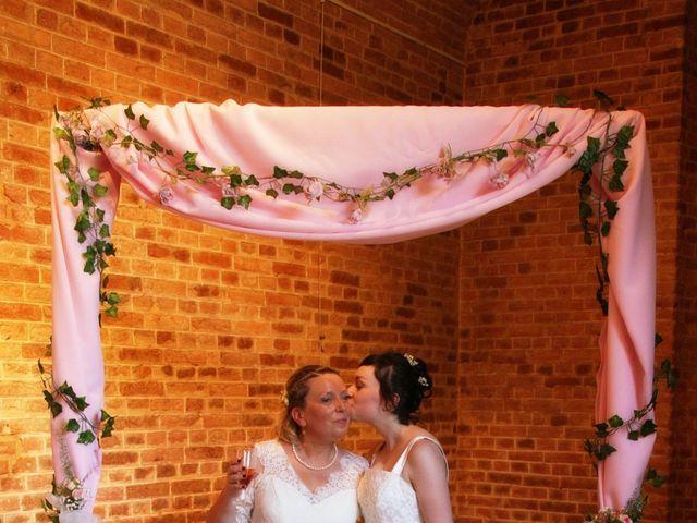 Le mariage de Christophe et Astrid à Louvier, Eure 31
