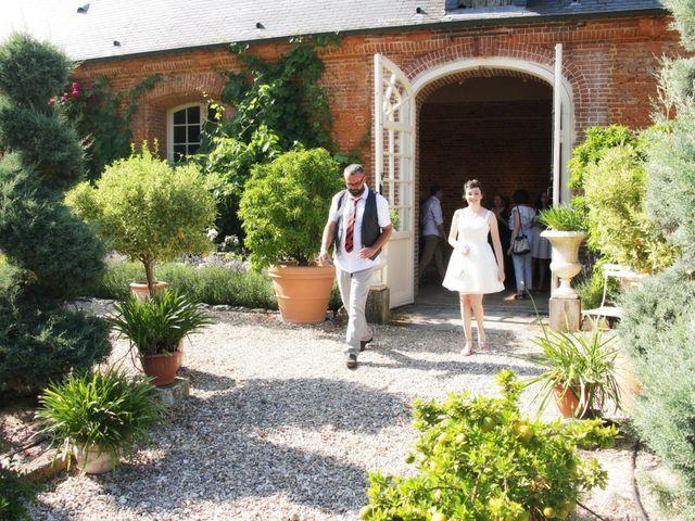 Le mariage de Christophe et Astrid à Louvier, Eure 35