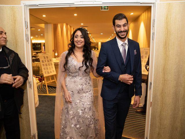 Le mariage de Peter et Justina à Nogent-sur-Marne, Val-de-Marne 13