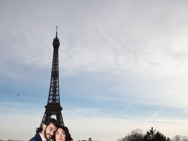 Le mariage de Peter et Justina à Nogent-sur-Marne, Val-de-Marne 17