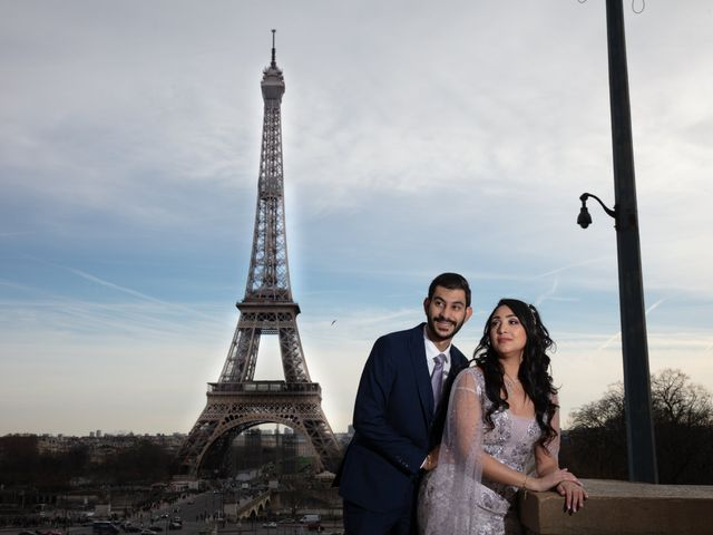 Le mariage de Peter et Justina à Nogent-sur-Marne, Val-de-Marne 18