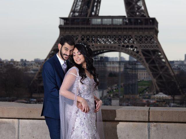 Le mariage de Peter et Justina à Nogent-sur-Marne, Val-de-Marne 21