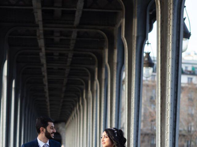 Le mariage de Peter et Justina à Nogent-sur-Marne, Val-de-Marne 26