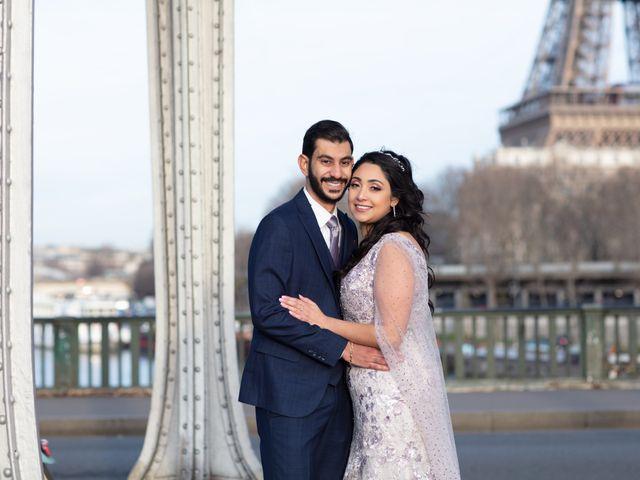 Le mariage de Peter et Justina à Nogent-sur-Marne, Val-de-Marne 30