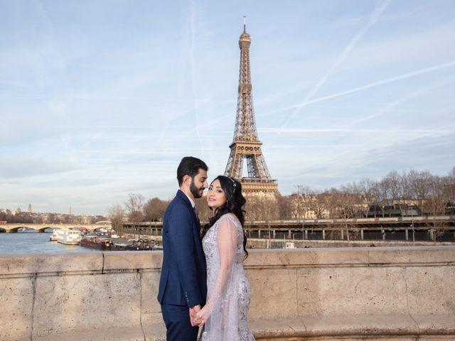 Le mariage de Peter et Justina à Nogent-sur-Marne, Val-de-Marne 31