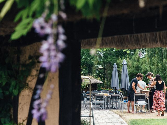 Le mariage de Vincent et Morgane à Croisy-sur-Eure, Eure 2