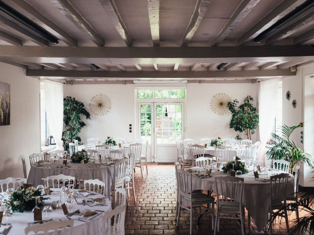 Le mariage de Vincent et Morgane à Croisy-sur-Eure, Eure 6