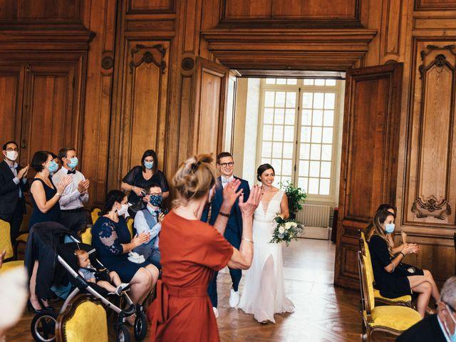 Le mariage de Vincent et Morgane à Croisy-sur-Eure, Eure 16