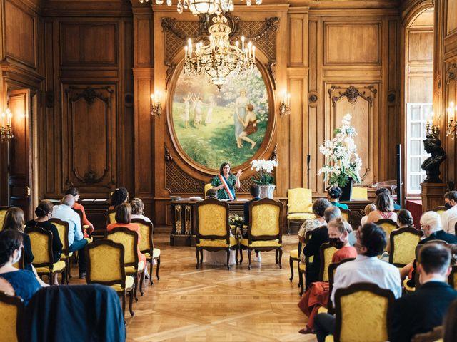 Le mariage de Vincent et Morgane à Croisy-sur-Eure, Eure 17