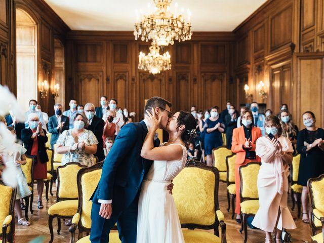 Le mariage de Vincent et Morgane à Croisy-sur-Eure, Eure 19
