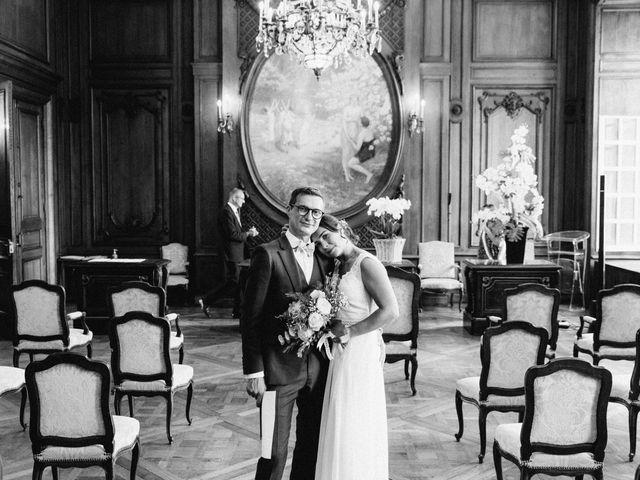 Le mariage de Vincent et Morgane à Croisy-sur-Eure, Eure 21