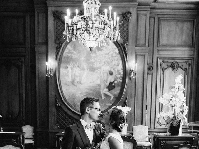 Le mariage de Vincent et Morgane à Croisy-sur-Eure, Eure 22