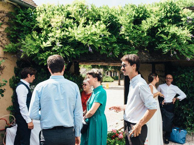 Le mariage de Vincent et Morgane à Croisy-sur-Eure, Eure 27