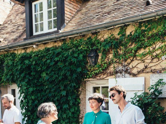 Le mariage de Vincent et Morgane à Croisy-sur-Eure, Eure 30