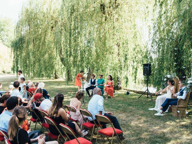 Le mariage de Vincent et Morgane à Croisy-sur-Eure, Eure 32