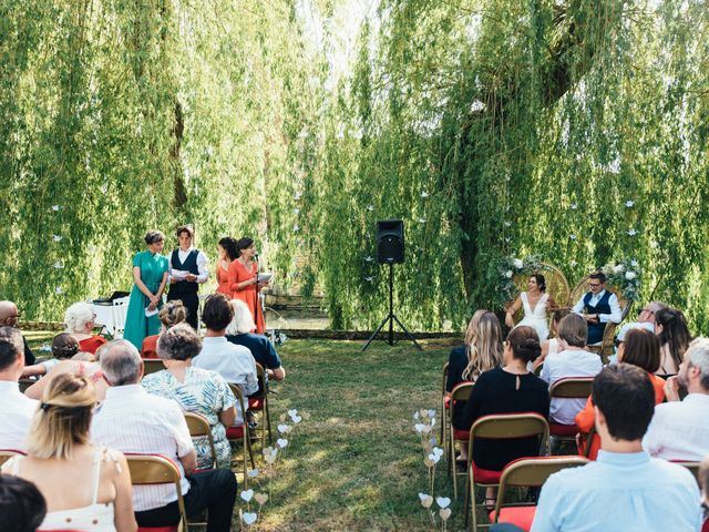 Le mariage de Vincent et Morgane à Croisy-sur-Eure, Eure 33