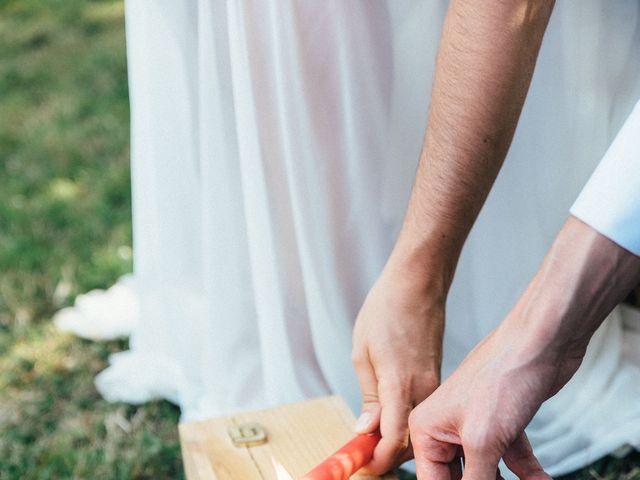Le mariage de Vincent et Morgane à Croisy-sur-Eure, Eure 34