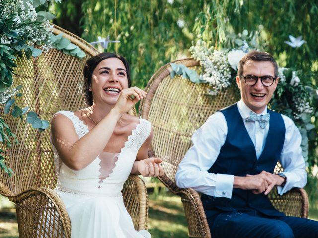 Le mariage de Vincent et Morgane à Croisy-sur-Eure, Eure 35