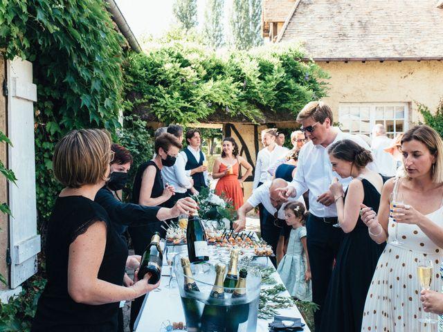 Le mariage de Vincent et Morgane à Croisy-sur-Eure, Eure 41