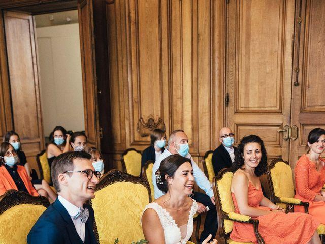 Le mariage de Vincent et Morgane à Croisy-sur-Eure, Eure 18