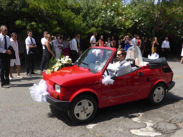 Le mariage de Yann et Elodie à Bormes-les-Mimosas, Var 1