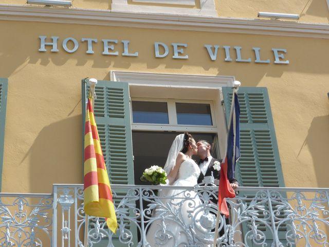 Le mariage de Yann et Elodie à Bormes-les-Mimosas, Var 2