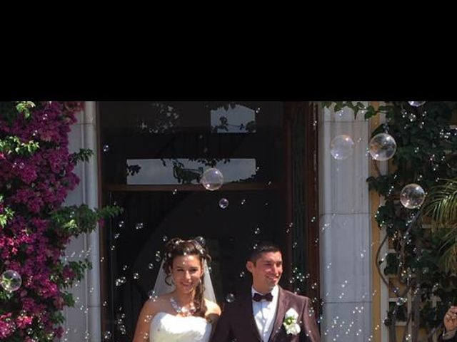 Le mariage de Yann et Elodie à Bormes-les-Mimosas, Var 6