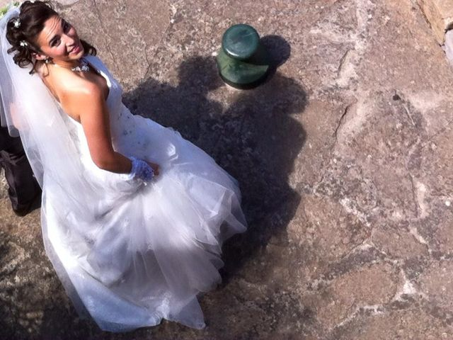 Le mariage de Yann et Elodie à Bormes-les-Mimosas, Var 12