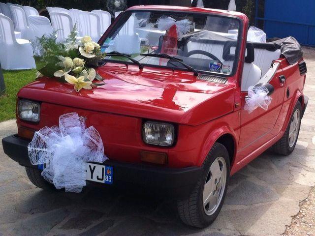 Le mariage de Yann et Elodie à Bormes-les-Mimosas, Var 14