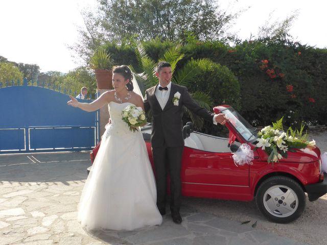 Le mariage de Yann et Elodie à Bormes-les-Mimosas, Var 19
