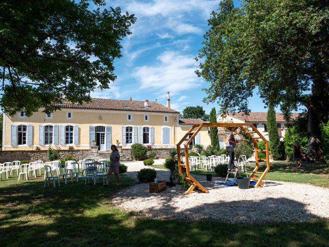 Le mariage de Jonathan et Lena à Castelnaudary, Aude 4