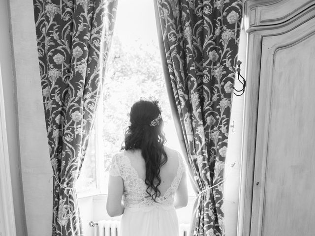 Le mariage de Jonathan et Lena à Castelnaudary, Aude 18