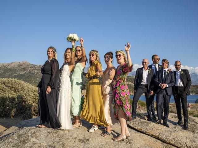 Le mariage de Alexis et Katia à Lumio, Corse 80