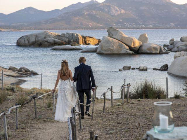 Le mariage de Alexis et Katia à Lumio, Corse 90