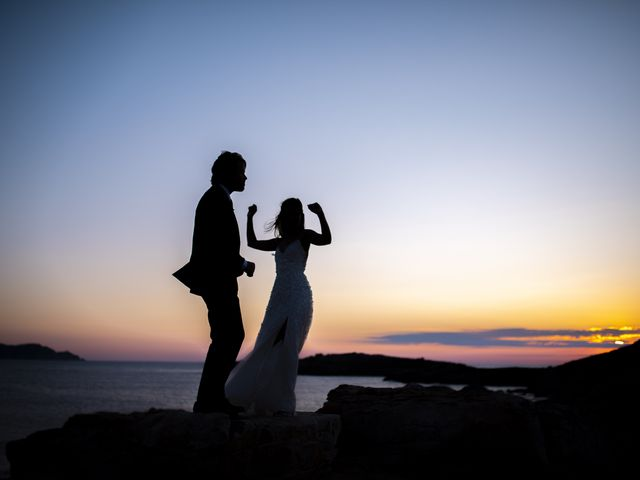 Le mariage de Alexis et Katia à Lumio, Corse 105