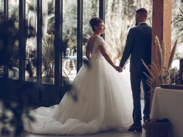 Le mariage de Justine et Baptiste