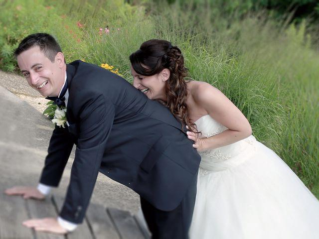Le mariage de Jérôme et Aurélie à Algrange, Moselle 5