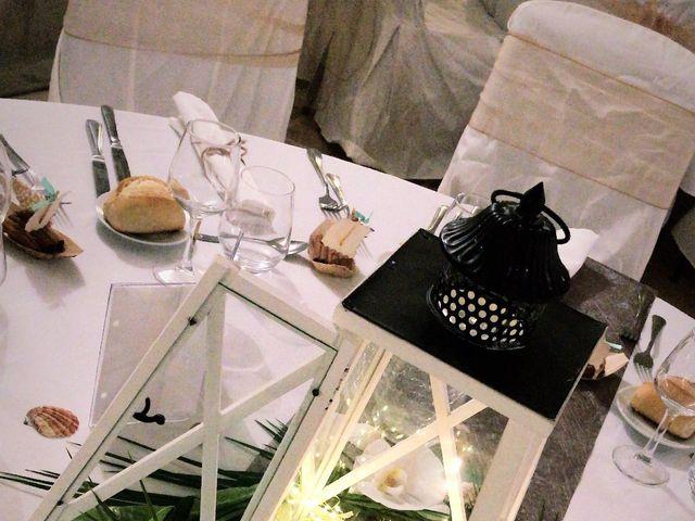 Le mariage de Adrien et Jessica à Saint-Laurent-du-Var, Alpes-Maritimes 17
