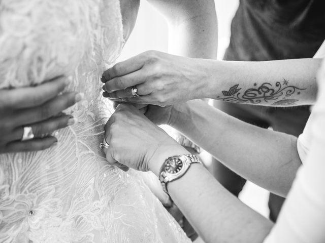 Le mariage de Jean-P et Nath à Cruseilles, Haute-Savoie 7