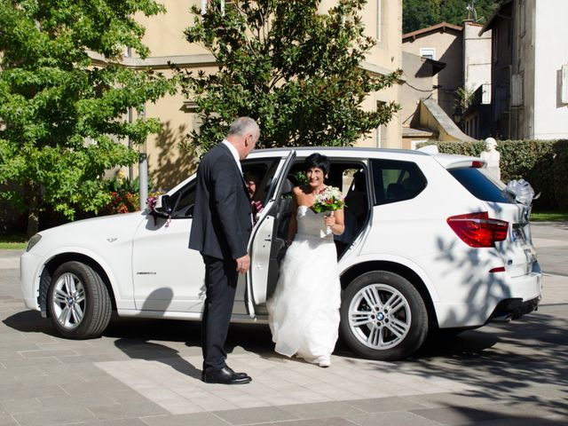 Le mariage de Adelin et Florence à Foix, Ariège 2