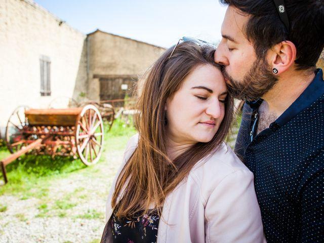 Le mariage de Vincent et Floriane à Béziers, Hérault 12