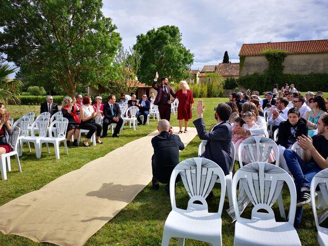 Le mariage de Vincent et Floriane à Béziers, Hérault 30