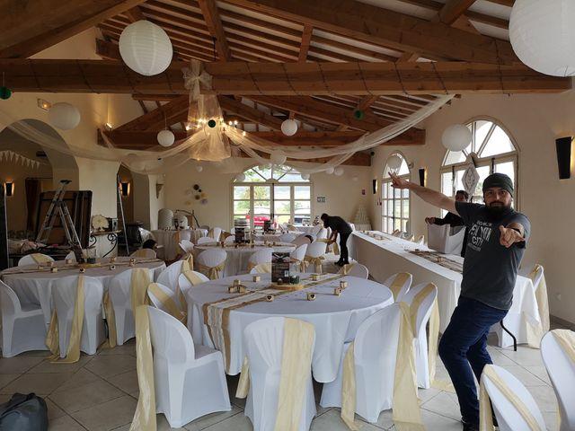 Le mariage de Vincent et Floriane à Béziers, Hérault 42