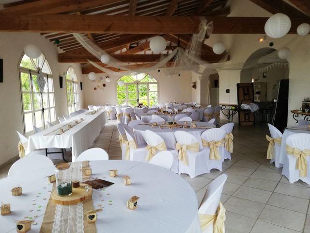 Le mariage de Vincent et Floriane à Béziers, Hérault 48